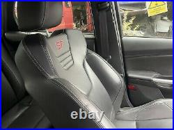 2013 Ford Focus St3 5dr Full Black Heated Recaro Leather Interior Seats Cards