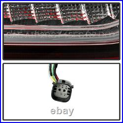 2015-2018 Ford Focus Hatchback LED Tube SEQUENTIAL Signal Red Tail Lights Lamps