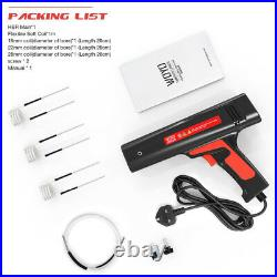 220V Handheld Flameless Induction Magnetic Heater Kit Car Bolt Nuts Removal Tool