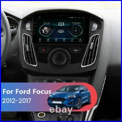 9 Android 9.1 Car Radio Stereo GPS Navigation Wifi 1+16G For Ford Focus 2012-17
