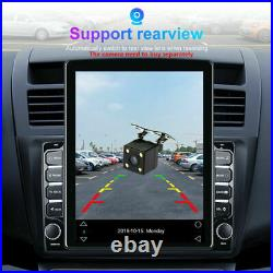 Android9.1 2Din 10.1In BT Car Stereo Radio Sat Nav GPS WIFI Audio USB MP5 Player