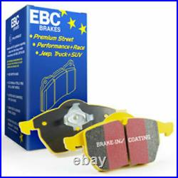 EBC Yellowstuff Front Brake Pads for Ford Focus MK2 ST225