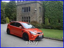 FOCUS RS STYLE BODY KIT for the MK2 Focus 04-10 3/5 DOOR