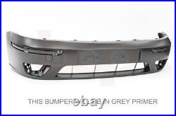 FORD FOCUS 2002 2005 FRONT BUMPER PRIMED INSURANCE APPROVED ready to paint