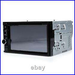 Fit Ford Transit Focus Car Stereo Double Din CD DVD Player Radio Mirror Link+Cam