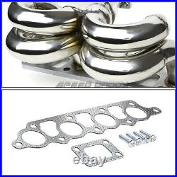 For 00-04 Ford Focus/escape 2.0 Zx T25 Ram Horn Stainless Turbo Charger Manifold