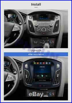 For 2012-15 Ford Focus 9.7 Vertical Screen Android 9.1 Car Radio GPS Navigation