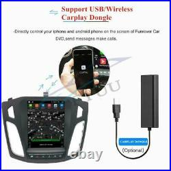 For 2012-2017 Ford Focus 9.7'' Android 10.1 Stereo Radio GPS Navigation 2+32GB
