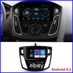For Ford Focus 2012-2017 9 Android 9.1 Car Stereo Radio GPS MP5 Player Wifi FM