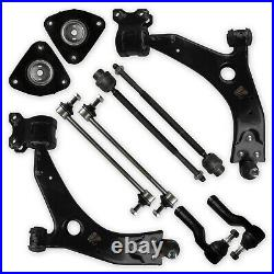 For Ford Focus MK2 2004-2012 Front Wishbone Suspension Control Arm Pair 18mm Kit