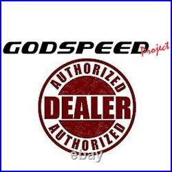 For Ford Focus St 11-17 Godspeed Monoss Damper Coilovers Suspension Camber Plate