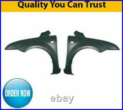 Ford Focus Front Wing Primed Pair Left & Right 2005-2008 Insurance Approved New