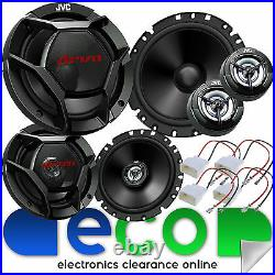 Ford Focus MK2.5 RS ST 1320 Watts 3 Door Front & Rear Car Speaker Upgrade Kit