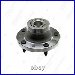 Ford Focus Mk2 20042012 Front Hub Wheel Bearing Kit Pair X2 With Abs New