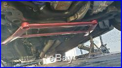 Ford Focus Mk2 ST225, TDCi Performance Front Subframe X Chassis Brace