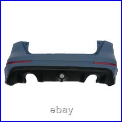 Ford Focus RS 2015-2018 Front & Rear Bumper Conversion Kit G1EY-17757 G1EY-17906