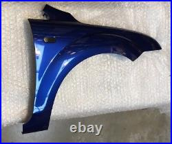 Ford Focus St 2005-2008 New O/s (right) Front Wing Painted Performance Blue