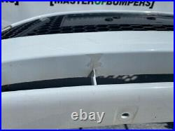 Ford Focus St Mk3 2011-2014 Front Bumper In White With Grill Genuine F864