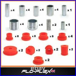 Ford Focus Suspension Bushes MK1 & RS Front & Rear Bush Kit in Poly