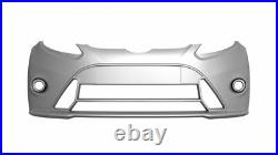 Front Bumper (focus Rs Look) For Ford Fiesta Mk7 Preface (2008-2012)