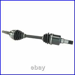 Front CV Axle Shaft Assembly Pair Set of 2 Left & Right for 00-11 Focus New