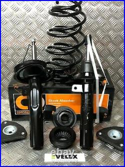 Front Shocks Springs & Top Mounts Ford Focus C Max 1.6 1.8 2.0 Tdci 2004-2012