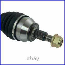 New Complete Front CV Axle Joint Shaft Assembly Pair 2pc Set for Focus 2.0 Auto