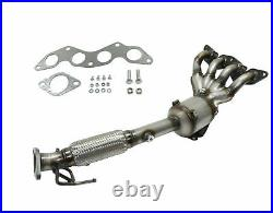 New Front Exhaust Manifold Catalytic Converter For 2012-2017 Ford Focus 2.0L