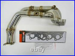 OBX Header for 00 01 02 03 Ford Focus ZETEC ZX3 2.0L Stainless steel Exhaust