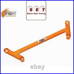 SUMMIT Focus Mk2 RS & ST Lower Front Middle 4 Point Chassis To Subframe Brace