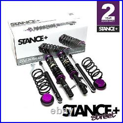 Stance+ Street Coilovers Suspension Kit Ford Focus Mk1 Hatchback All Exc. RS