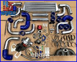 Turbo Kit with Manifold High Performance For 03-07 Ford Focus 2.3L 2.0L Ranger