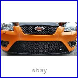 Zunsport Ford Focus ST 05-07 Front BLACK FULL Width Lower Grille RS Look style