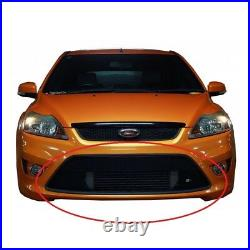 Zunsport Ford Focus ST 2008-2010 Front BLACK Full Width Lower Grille RS Look